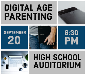 Digital Age Parenting 09.20.18